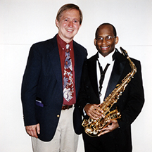 Otis Murphy and Dave Maslanka